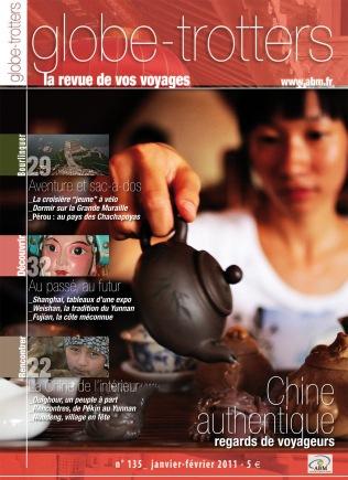 Magazine Globe trotteur