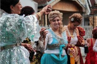 Gypsis, Shutka, Macédoine, 2011