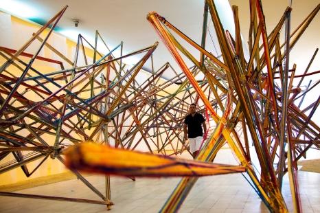 2011, L'identité nationale au travers de l'art.